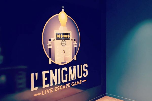 L'Enigmus Live Escape Game